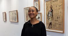 Meet Simthandile Witbooi, Gallery Assistant at StateoftheART | StateoftheART University Of Cape Town, Aesthetic Light, Mixed Media Artists, How To Introduce Yourself, Meet, Portrait, Gallery, Headshot Photography, Roof Rack