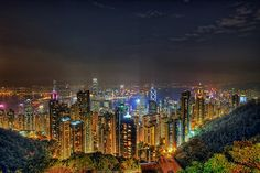 Hong Kong - My City