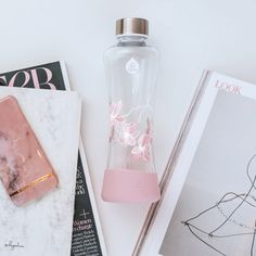 MYEQUA | Glass Water Bottles for Relaxation | EQUA
