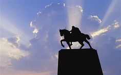 A great guide to Zagreb from The Telegraph - love this image of the statue of King (Kralj) Tomislav (which sits opposite the main train station).