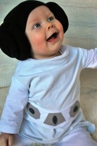 Baby costume  sc 1 st  Pinterest & The Reno-Sparks Mom: Baby Princess Leia Costume | halloween ...