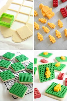Lego Cookie Recipe