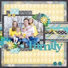 Family - Scrapbook.com