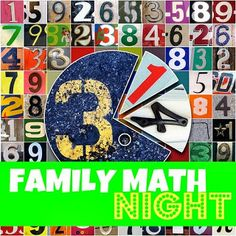 Has your school ever hosted a math night?