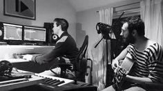Samen met Daan van Haren componeren we nieuwe muziek voor Leolux.
