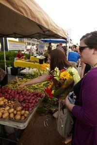 Ready, set, go: It's Farmers' Market season! Tips and opening days. (Photo by Todd Buchanan)