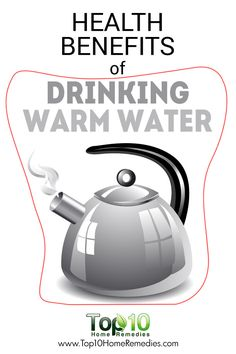 10 Health Benefits of Drinking Warm Water Warm Water Benefits, Lemon Benefits, Coconut Health Benefits, Water In The Morning, Top 10 Home Remedies, Tomato Nutrition, Stomach Ulcers, Healthy Oils, Healthy Drinks
