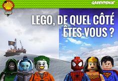 Greenpeace / LEGO / Shell : un Buzz à Surveiller de Près