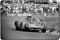 Alfa Romeo 33 Periscopica, Nurburgring 1967, Fleischmann slot car engineers must have fallen in love on the spot when they saw it, best looking model they ever made....