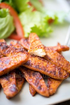 ' Chiigan wings ' ou Chicken wings vegan (une recette + un concours)