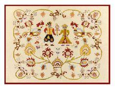 WEDDING,SKYROS ISLAND ,GREECE Greek Traditional Dress, Greek Design, Cross Stitch Bird, Ring Pillow, Folk Art, Primitive, Pattern Design, Greece, Arts And Crafts
