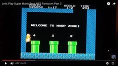 Let's Play Super Mario Bros NES Famicom Part 3