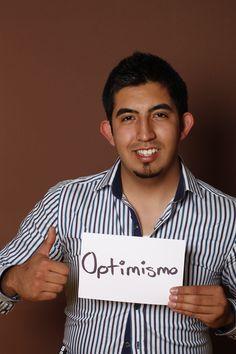 Optimism, Atl Garza, Estudiante, García, México.