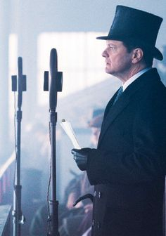 Colin Firth in The King's Speech, 2010