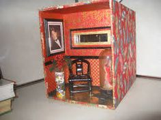 finished subscribed rooms to print for dollhouses walls - Google-Suche