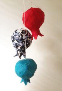 rosh hashanah arts and crafts
