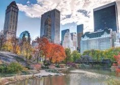 Image of product Jumbo 18350 - NY Central Park - 1000 pieces jigsaw puzzle