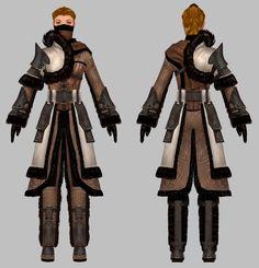 Norn Ranger - Female