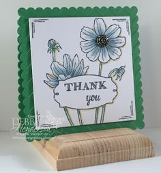 Debbie's Designs: Create with Connie & Mary Saturday Blog Hop!