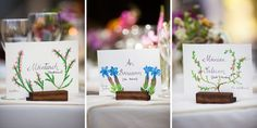 A Natural Love – Sonia and Paul's Kilshane House Wedding Our Wedding, Wedding Things, Wedding Ideas, Botanical Wedding, Name Cards, Table Settings, Place Card Holders, Pretty, Nature
