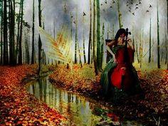 EMOTIE DE TOAMNA de Nichita STANESCU  -  Cornel FUGARU Music Heals, Emo, Autumn, Painting, Youtube, Fall Season, Painting Art, Emo Style, Fall