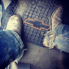 This is what real country girls go for the chevy and boots Real Country Girls, Country Girl Life, Country Strong, Country Girl Quotes, Country Style, Chevy Girl, Ford Girl, Everything Country, Down South