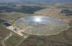 Marrocos vai inaugurar a maior usina de energia solar do mundo | vivagreen