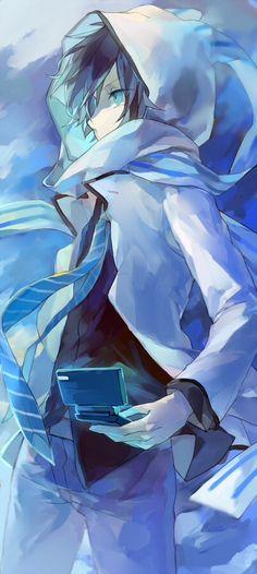 Tags: Anime, Fanart, Pixiv, Fanart From Pixiv, Shin Megami Tensei: Devil Survivor 2