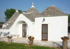 Unique Places to Stay in Italy, from Castles to Caves: Trulli Hotels