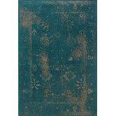 Found it at Wayfair - Oriental Weavers Sphinx Revival Teal/Beige Rug