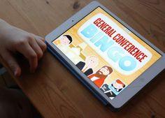 We Talk of Christ, We Rejoice In Christ: Free General Conference Bingo App