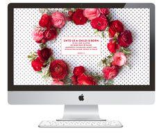 Free desktop + iPhone wallpapers | ashleeproffitt.com/blog