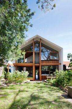 Doll's House | Nhà ở Melbourne, Úc – BKK Architects | KIẾN TRÚC NHÀ NGÓI