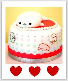 kitschen: cutest cake ever????