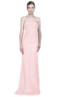 *Maillsa Chiffon Strapless Bridesmaid Dress Prom Dress MS13B0004 (US 12, Pink) Maillsa,http://www.amazon.com/dp/B00EII1OVE/ref=cm_sw_r_pi_dp_lPLwsb0Z3A2DJJA9
