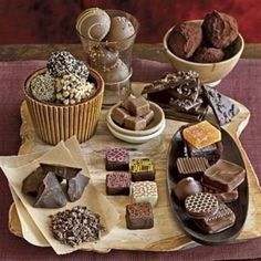 Ginger Chocolates by Giulia