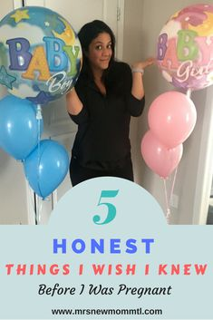 d7d17ffad34d1 5 Things I Wish I Knew Before I Was Pregnant