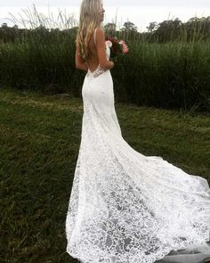 Search Used Wedding Dresses & PreOwned Wedding Gowns For Sale Western Wedding Dresses, Used Wedding Dresses, Wedding Dress Styles, Bridal Dresses, Open Back Wedding Dress, Wedding Dress Trumpet, Form Fitting Wedding Dresses, Beachy Wedding Dresses, Low Back Wedding Gowns