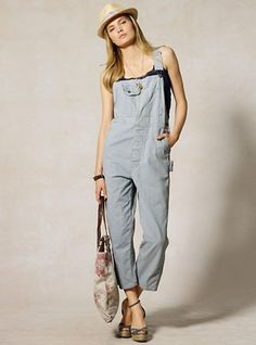 overalls @kanyonistanbul
