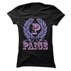 Paige - #shirt outfit #cheap sweater. MORE INFO => https://www.sunfrog.com/Names/Paige-Black-56727680-Ladies.html?68278