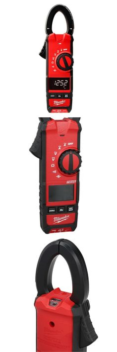 Electrical Testers 126406: Milwaukee 600 Amp Ac Dc Digital Clamp Meter Electrical Current Tester Multimeter -> BUY IT NOW ONLY: $284.42 on eBay!