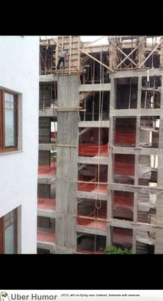 Workplace Safety and Health? Work site in Turkey….