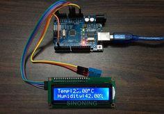 hygrothermograph Hygrometer DIY kit Smart Home Arduino Projects, Online Tutorials, Smart Home, Diy Kits, Home Projects, Geek Stuff, Coding, Handmade, Raspberry