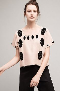Olorisa Crop Top #anthropologie