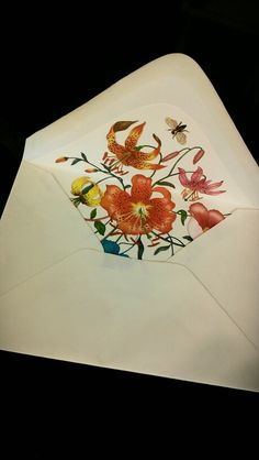 Start the garden luncheon right.   Gucci stationery