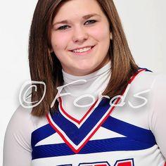 Shaye 8th grade cheer