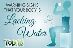 10 Warning Signs That Your Body Is Lacking Water - Time For Natural Health Care Keeping Healthy, Healthy Tips, Healthy Habits, Newport Beach, Nirvana, Health Diet, Health And Wellness, Feeling Fatigued, Top 10 Home Remedies
