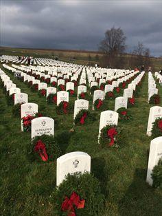 Wreaths Across America Alleghenies Wreaths Across America, National Cemetery, American History, Dolores Park, Marketing, Us History