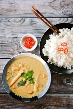 Thai Green Curry // Pureharvest
