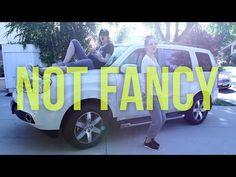 Iggy Azalea - Fancy Parody (I'm Not Fancy) - YouTube